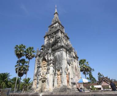 That_Ing_Hang_tempel_Savannakhet