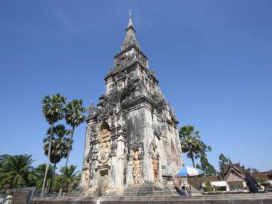 That ing hang tempel savannakhet