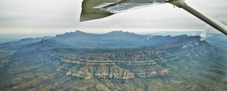 TA_SA_Scenic_flight_Wilpena_Air_over_Wilpena_Sound