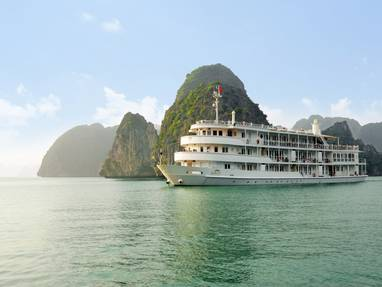 The au co overview halong bay34