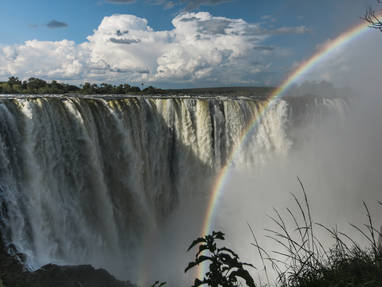 Tour of the victoria falls