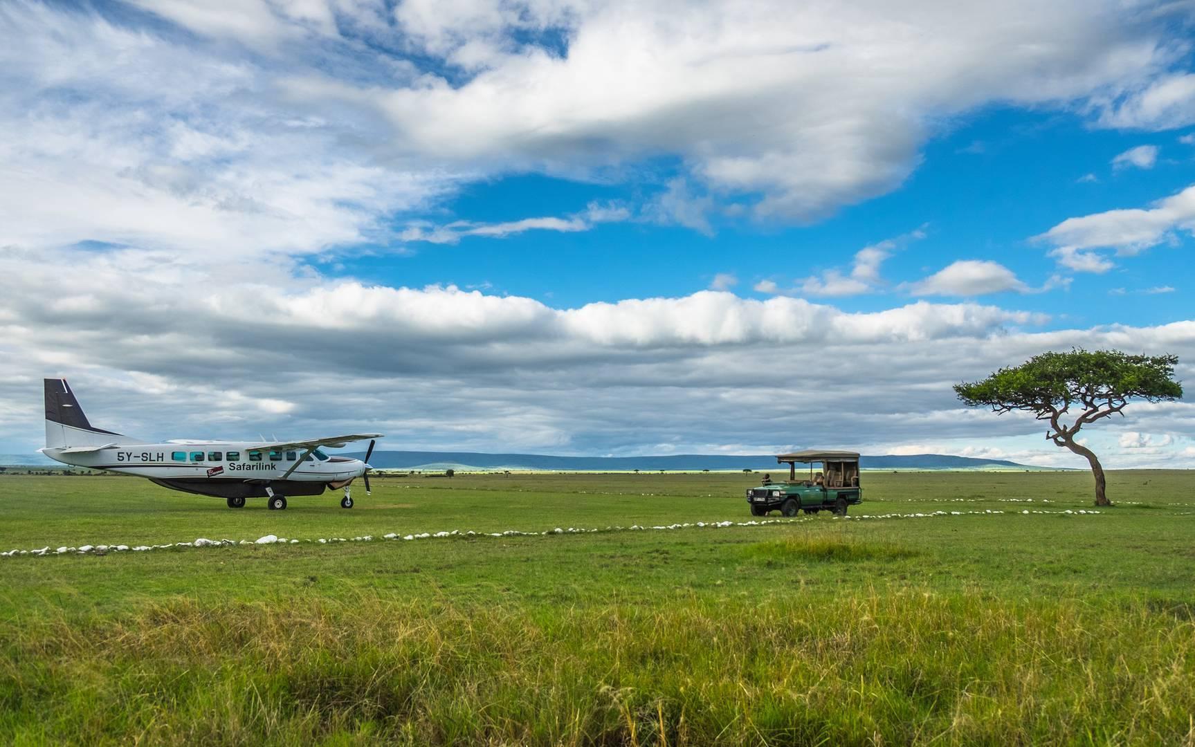 Een onvergetelijke vakantie in het Kenia landschap