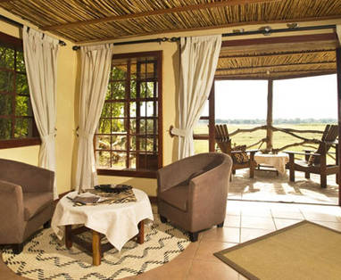 Zambia | South Luangwa National Park | Kafunta River Lodge | Suite