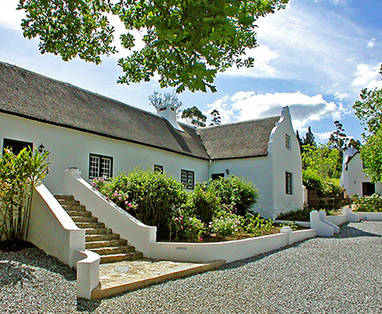 De Kloof Luxury Estate | Swellendam | Zuid-Afrika | homestead